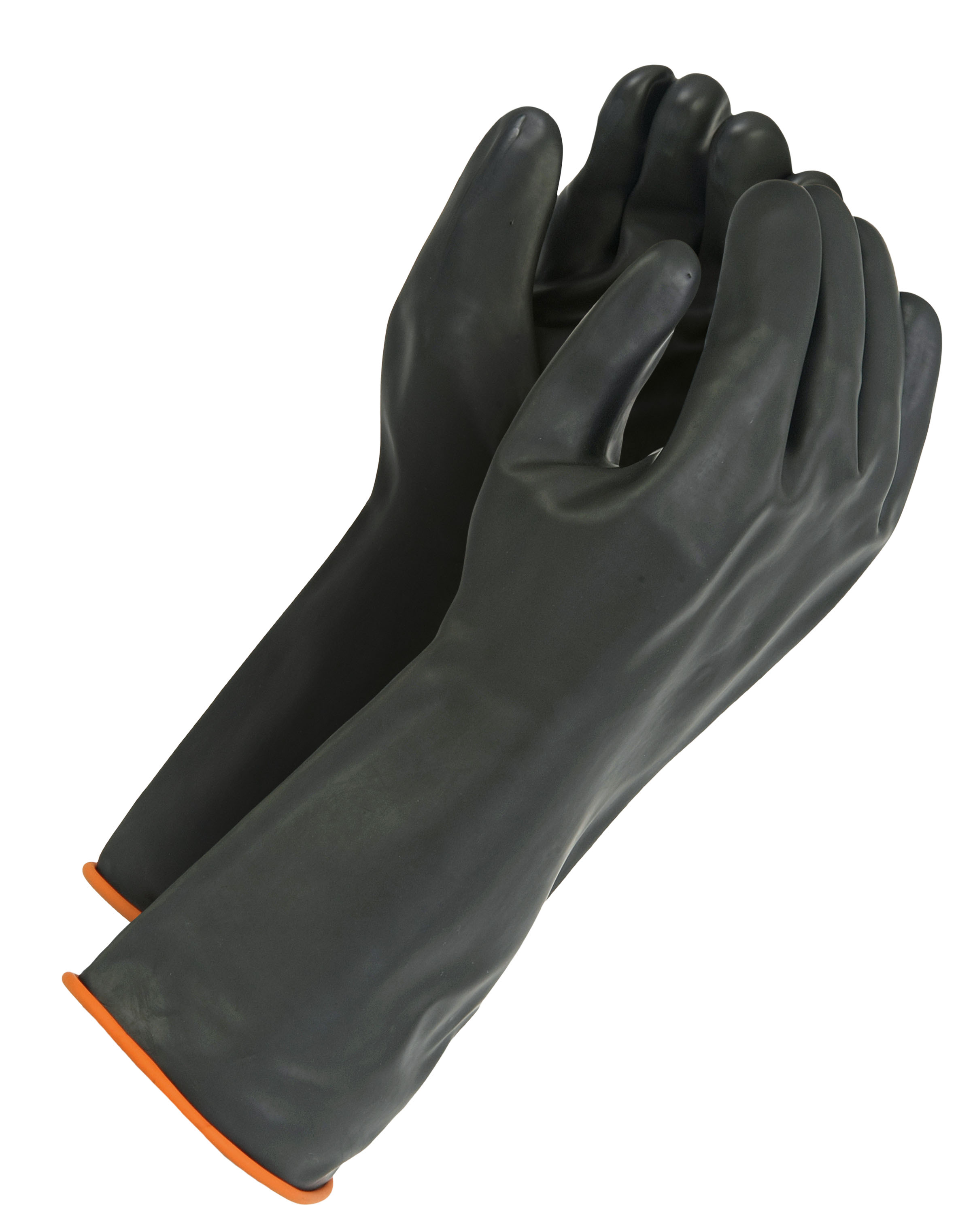 Safety Wear Hand Protection Rubber Rubber Gloves