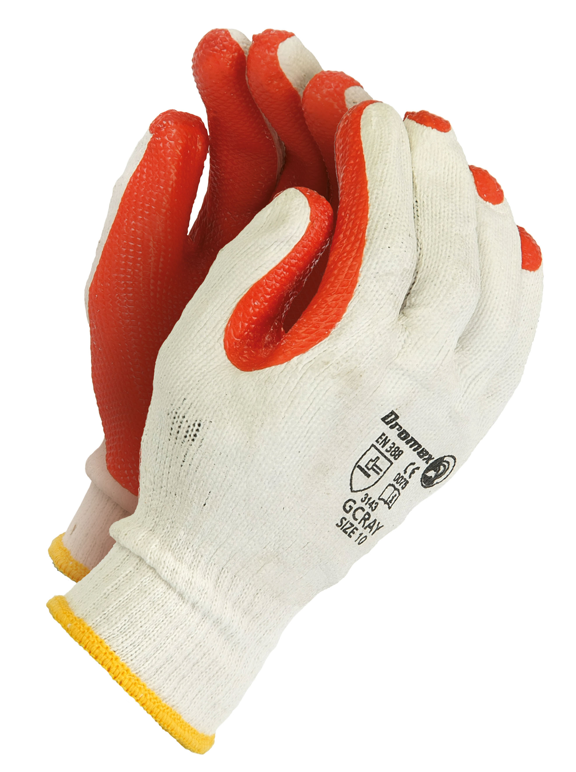Safety Wear Hand Protection Rubber Crayfish